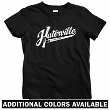 Haterville Kids T-shirt - Baby Toddler Youth Tee - Rap Hip-Hop Haters Gonna Hate