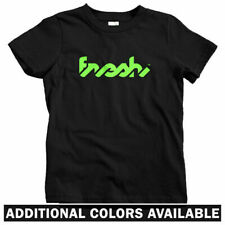 Fresh Stencil Logo Kids T-shirt - Baby Toddler Youth Tee - Street Art Vegan Gift