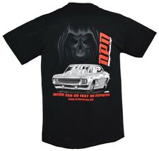 1978 - 1981 Chevy Camaro z-28 T-shirt 2nd generation Flamed
