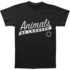 Animals As Leaders Men's  League T-shirt Black Rockabilia