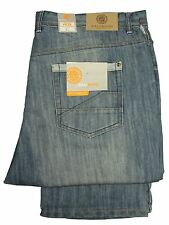 "MENS BIG KING SIZE KAM JEANS STRAIGHT LEG STONEWASH COLOUR ALL SIZES 42""T0 60"""