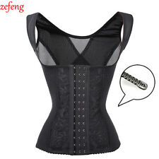 Good Women's Waist Trainer Slimming Vest Body Shaper Belly For Hourglass Shape