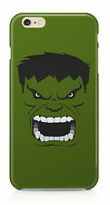The Avengers Hulk Superhero iPhone 6S / 6S+ Plus Hard Plastic Case Geeky Hero