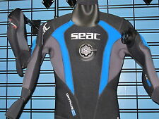 Seac Women's Dry-Plus scuba diving drysuit size XS