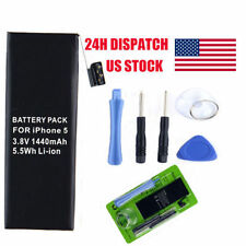 New Internal Li-ion Replacement Battery +Tools for iPhone 4 4S 5 5S 5C 6 6 plus