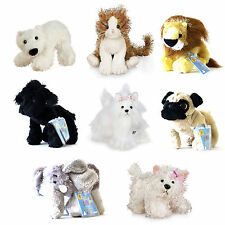 NEW WebKinz Lil Kinz Plush Soft Toy - Assorted Animals w/Sealed Online Game Code