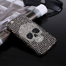 Luxury Skull Skeleton Bone Hard Phone Case Cover Skin For Apple iPhone 5 6S Plus