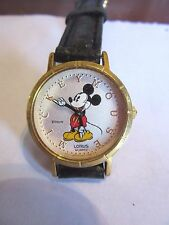Mickey Mouse Watch Band Ebay