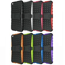 For HTC One X9 3D 2-Layer Shock Skip Proof Grip Rugged Hybrid Armor Hard Case