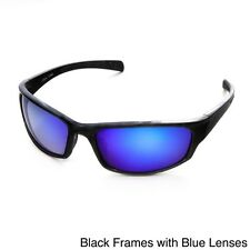 Hot Optix Mens Mirrored Polarised Sunglasses. Free Delivery