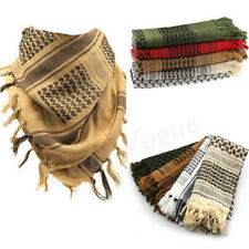 Light weight Military Shemagh Arab Tactical Desert Army Shemagh KeffIyeh Scarf s
