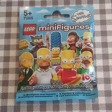 Lego minifigures simpsons series 1 factory sealed choose select your minifigure