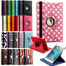 Gearonic 360 Degree Rotating Leather Case Cover for Apple iPad Mini 4. Huge Savi