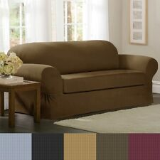 Maytex Collin 2-piece Sofa Slipcover. Shipping Included
