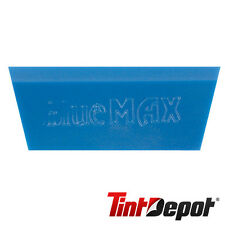 """Blue Max Squeegee for Car Tinting, Sign, PPF Paint Protection Angled Tool 2""""x5"""""""
