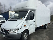 2003 53 Mercedes-Benz Sprinter 316 cdi 2.7 diesel 160 BHP 18FT 6