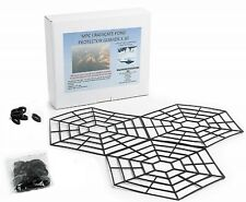 30 Fish Pond Guard Protector Grids Heron Cat Protection - non Mesh Net Netting