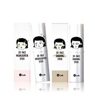 [W. LAB] 3D Face Highlighter/Shading Stick for Contouring Makeup 11g from Korea