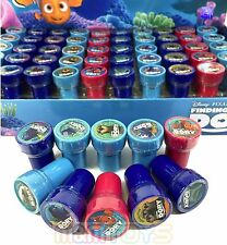Disney Finding Dory Nemo Self-Inking Stamps Pencil Topper Birthday Party Favors