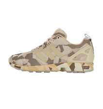 Adidas Originals ZX Flux Men's Training Camo Shoes AF6308