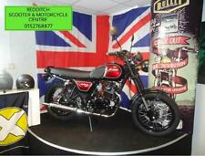Bullit Motorcycles 125 Hunt S with finance available