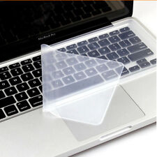 Universal Keyboard Protector Film Silicone Skin Cover For Laptop PC Notebook W