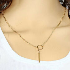 Fashion Sexy Womens Delicate Clavicle Chains Necklace Jewelry 1MK