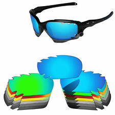 Polarized Replacement Lenses For-Oakley Jawbone Vented Racing Jacket Multi-Color