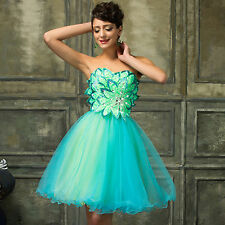 Sexy Short Mini Cocktail Dress Evening Formal Summer Party Homecoming Prom Dress