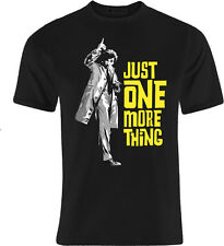 Just One More Thing - Men's T-Shirt - Inspired by Columbo / Peter Falk