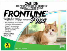 Frontline Plus for Cats (Green)
