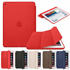 Smart Magnetic PU Leather Hard Back Cover Ultra Slim Case For iPad Pro 9.7""