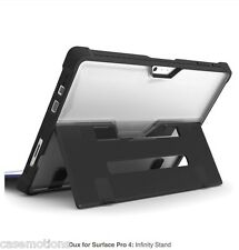 STM Dux Rugged Protective Case for Microsoft Surface Pro 4 - Clear Back