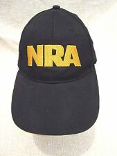 Baseball Cap NRA National Rifle Association Hat Adjustable