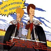 Beavis and Butt-Head Do America cd OZZY OSBOURNE AC/DC WHITE ZOMBIE RANCID