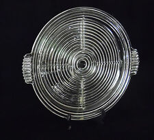 """VINTAGE ANCHOR HOCKING MANHATTAN GLASS 14"""" DIVIDED PLATE RELISH TRAY"""