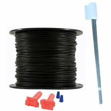 Heavy Duty Wire for Invisible Pet Dog Fence- Weather-Proof, Works with Any Brand