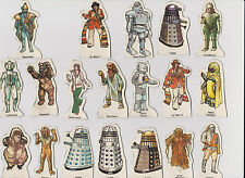 V rare Weetabix Dr Doctor Who cards, 1975. Choose yours!