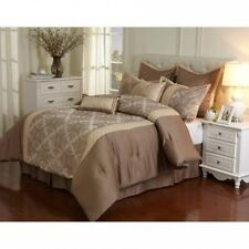 Stratford Park by Nanshing Avalon 8-Piece Bedding Comforter Set. Shipping Includ