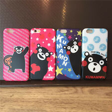 Fashion lovely Kumamon Bear Rubber soft Case Cover for Apple iPhone6 6s Plus
