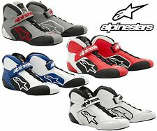Alpinestars Tech 1-T Race Boot FIA Approved for Oval / Rally / Autograss Racing