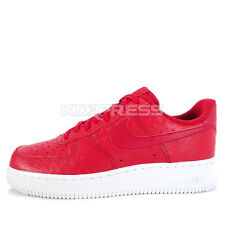 Nike Air Force 1 '07 LV8 [718152-603] NSW Casual AF1 Red/White