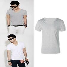 Mens T-shirt Cotton T shirt Men New Summer Casual Tops Tees T shirt Clothing