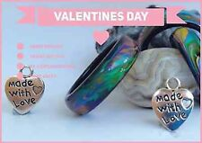 Valentine's Day Special Genuine Black Agate Colour Changing Mood Ring !! + More