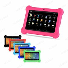 "7"" 8GB Quad Core Android 4.4 Kids Children Tablet PC Dual Camera Wi-Fi Bluetooth"