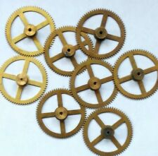 Steampunk Vintage Watch Movement Clock Parts Gears Cogs Wheels Large Size 44mm