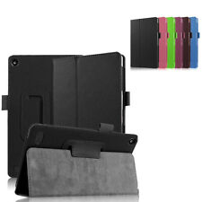 "Folio PU Leather Cover Stand Case For Amazon 2015 Kindle Fire 7 7""inch 5th Gen"
