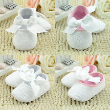 Hot Newborn Baby Girl Infant Kids Beauty Soft Sole Crib Toddler Shoes Anti-slip