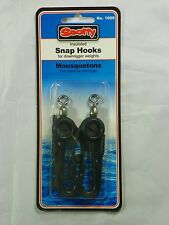 1009 Scotty Insulated Snap Hook for Downrigger weights Cable Terminal Kit  650