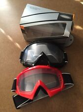 Motorcycle ATV Dirt Bike MX Racing Motocross Off Road Goggles ANTI FOG Glasses